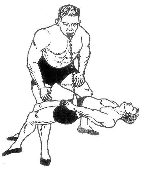 Как поднять человека зубами - Stone Forest