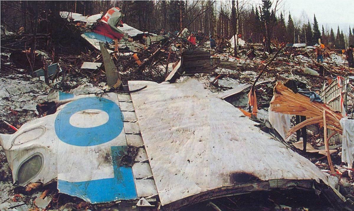 Кто выжил после падения самолета - Stone Forest