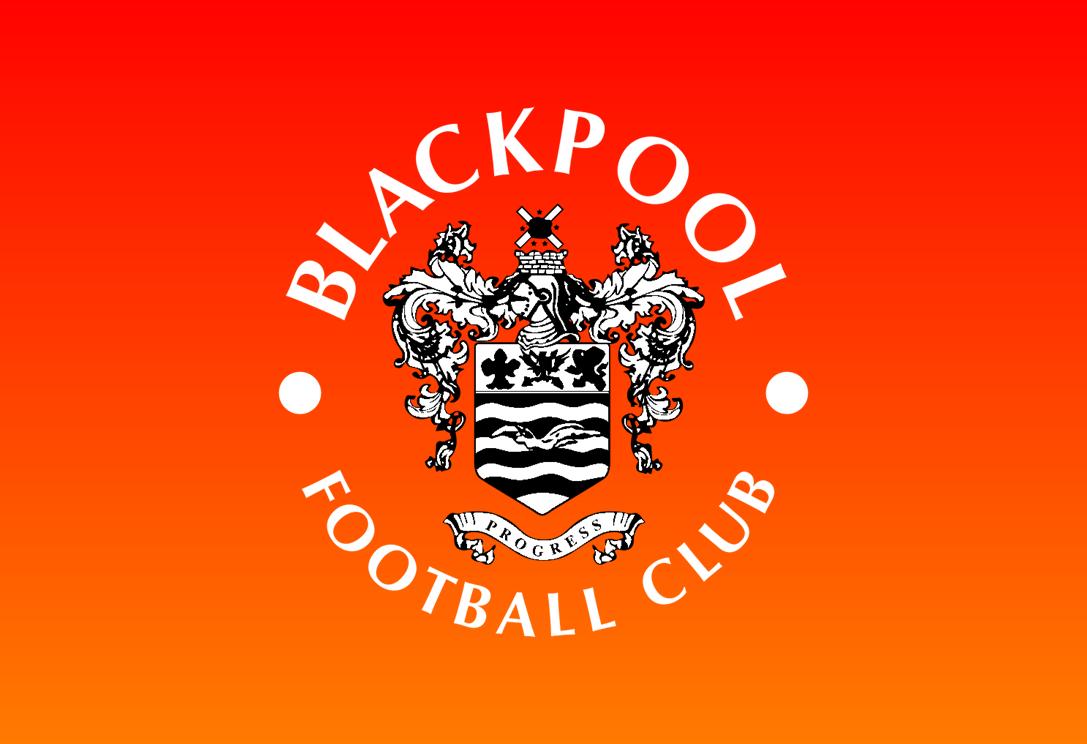 Логотип ФК Блэкпул - Stone Forest
