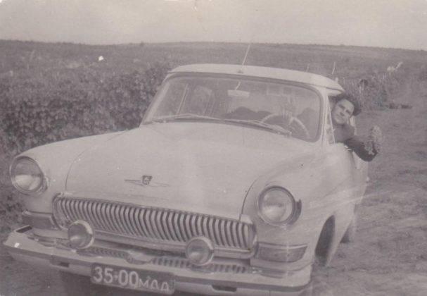 Авто ГАЗ-21 - Stone Forest
