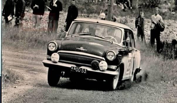 Модель автомобиля ГАЗ-21 - Stone Forest