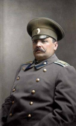 Генерал Кучин Григорий Александрович - Stone Forest