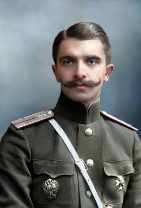 Первый русский военный пилот Евгений Руднев - Stone Forest