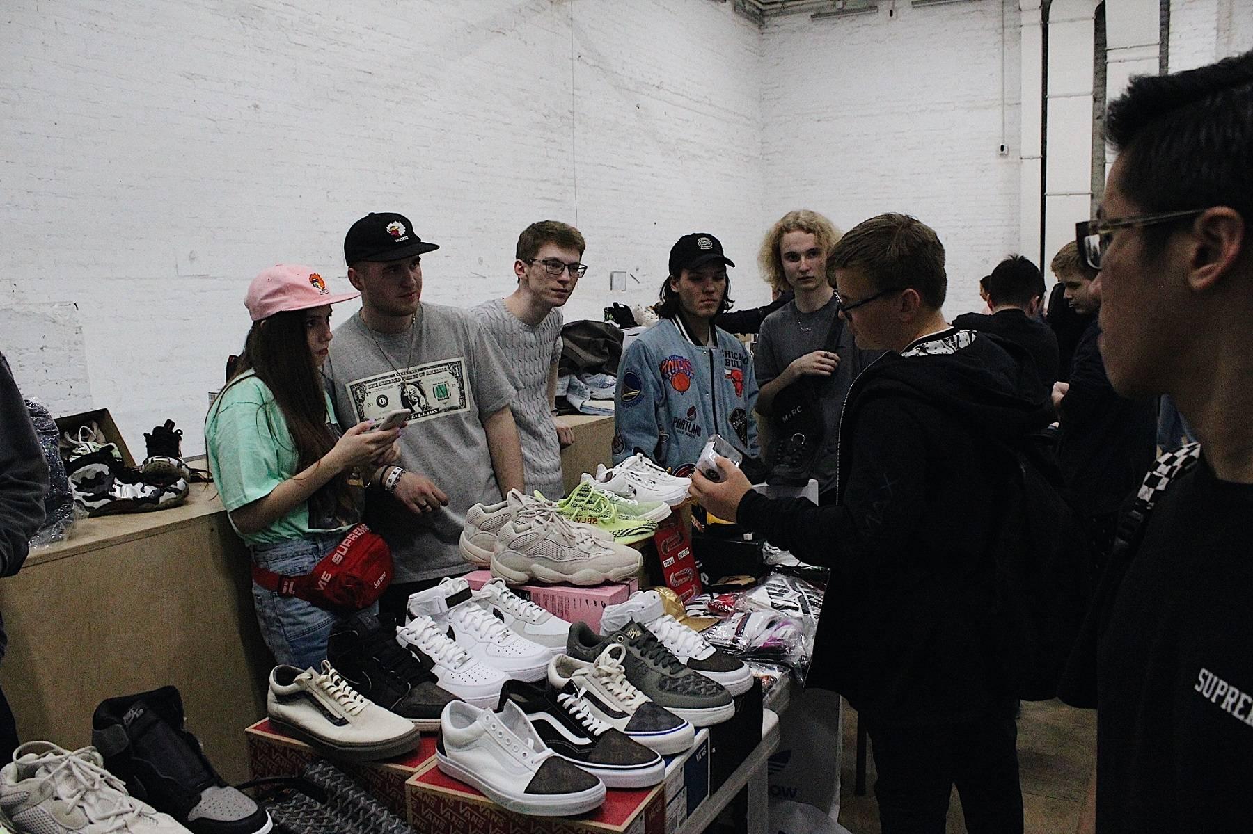 Sneakerhead 10 лет - Stone Forest