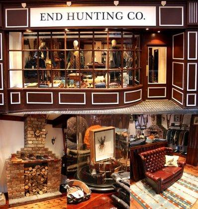 End Hunting Co - Stone Forest