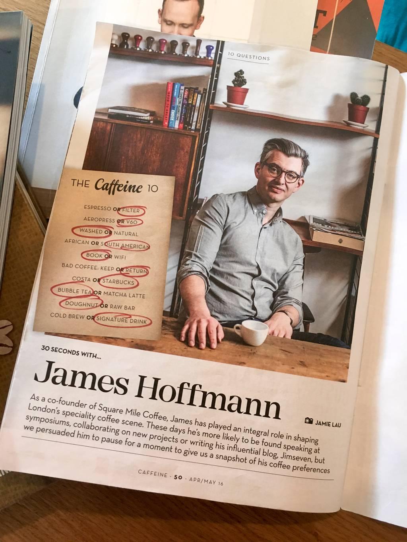 Всемирный атлас кофе Джеймса Хоффманна