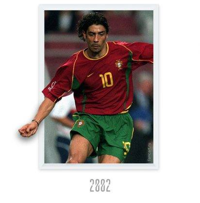 Форма сборной Португалии 2002 год - Stone Forest
