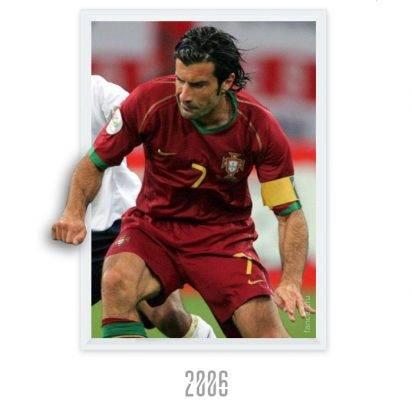 Форма сборной Португалии 2006 год - Stone Forest