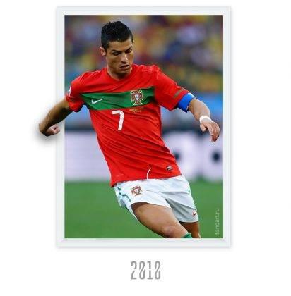 Форма сборной Португалии 2010 год домашняя - Stone Forest