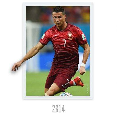 Форма сборной Португалии 2014 год - Stone Forest