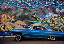 Chevy Impala 1967 - Stone Forest