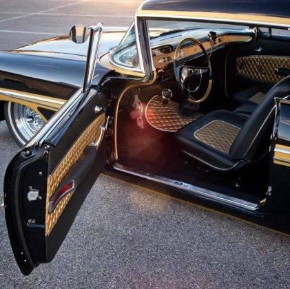 Модель автомобиля Chevrolet Impala - Stone Forest