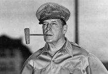Генерал Дуглас Макартур - Stone Forest