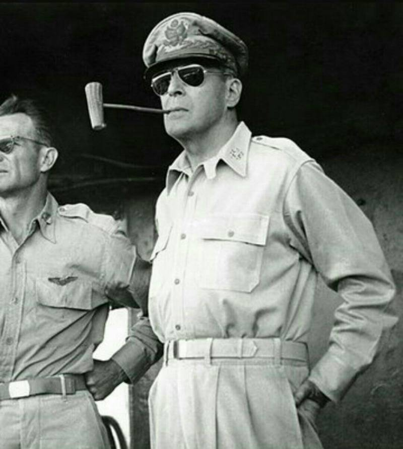 an introduction to the life of douglas macarthur General douglas macarthur had succeeded in pushing the korean army out of seoul and to the other side of the 38th parallel[footnoteref:1] [1: james callanan, covert action in the cold war us policy, intelligence, and cia operations (london: i.