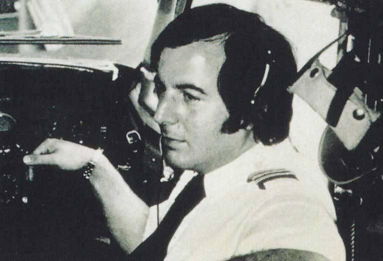 Фрэнк Абигнейл-младший пилот - Stone Forest