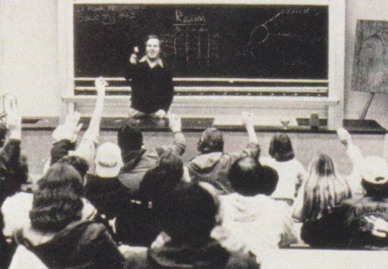 Фрэнк Абигнейл-младший учитель - Stone Forest