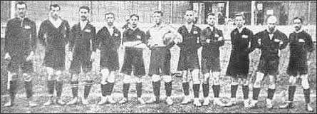 Георгий Дюперрон и футбол - Stone Forest