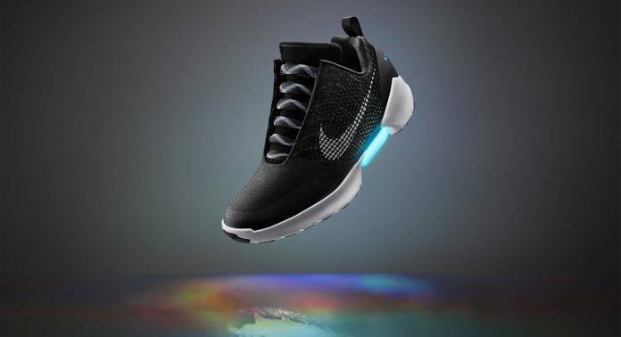 Старт продаж Nike HyperAdapt 1.0 - Stone Forest