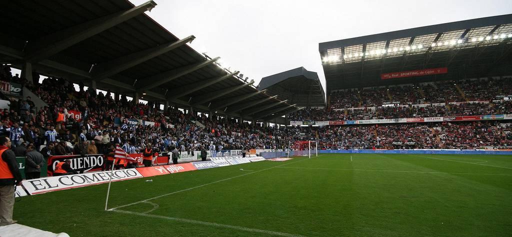 Стадион ФК Спортинг Хихон - Stone Forest