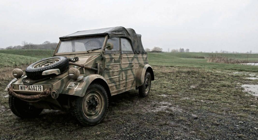 Volkswagen Kubelwagen - Stone Forest