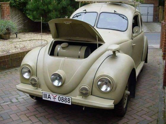 Volkswagen Typ 82 - Stone Forest