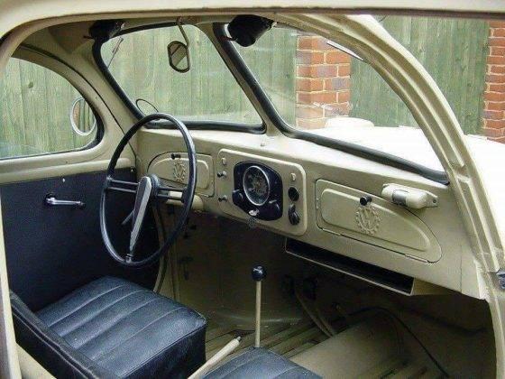 Авто Volkswagen Typ 82 - Stone Forest