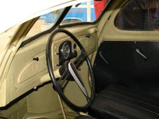 Модель Volkswagen Typ 82 - Stone Forest