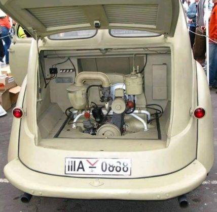 Модель авто Volkswagen Typ 82 - Stone Forest