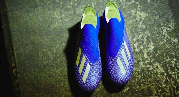 adidas Launch The X 18+