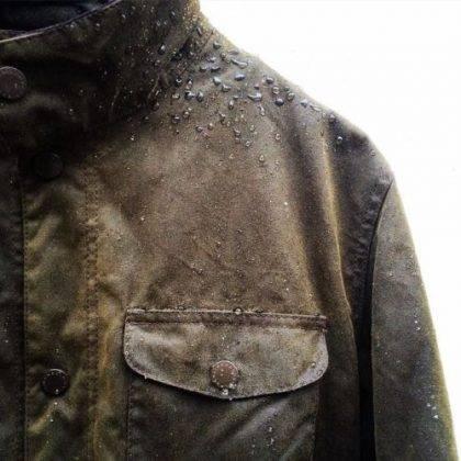 Вощеная куртка Barbour - Stone Forest
