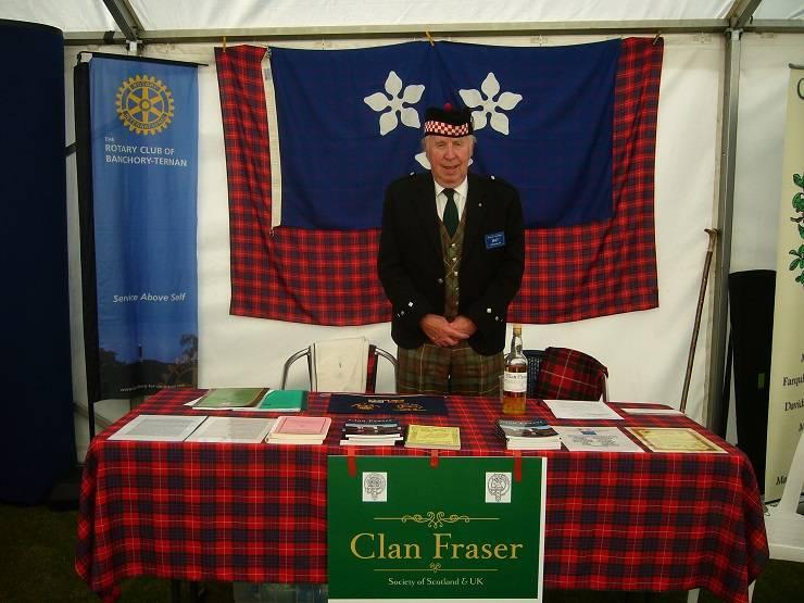 Шотландская семья Фрейзер - Stone Forest