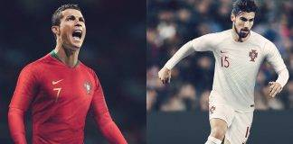 Форма сборной Португалии на ЧМ 2018 - Stone Forest