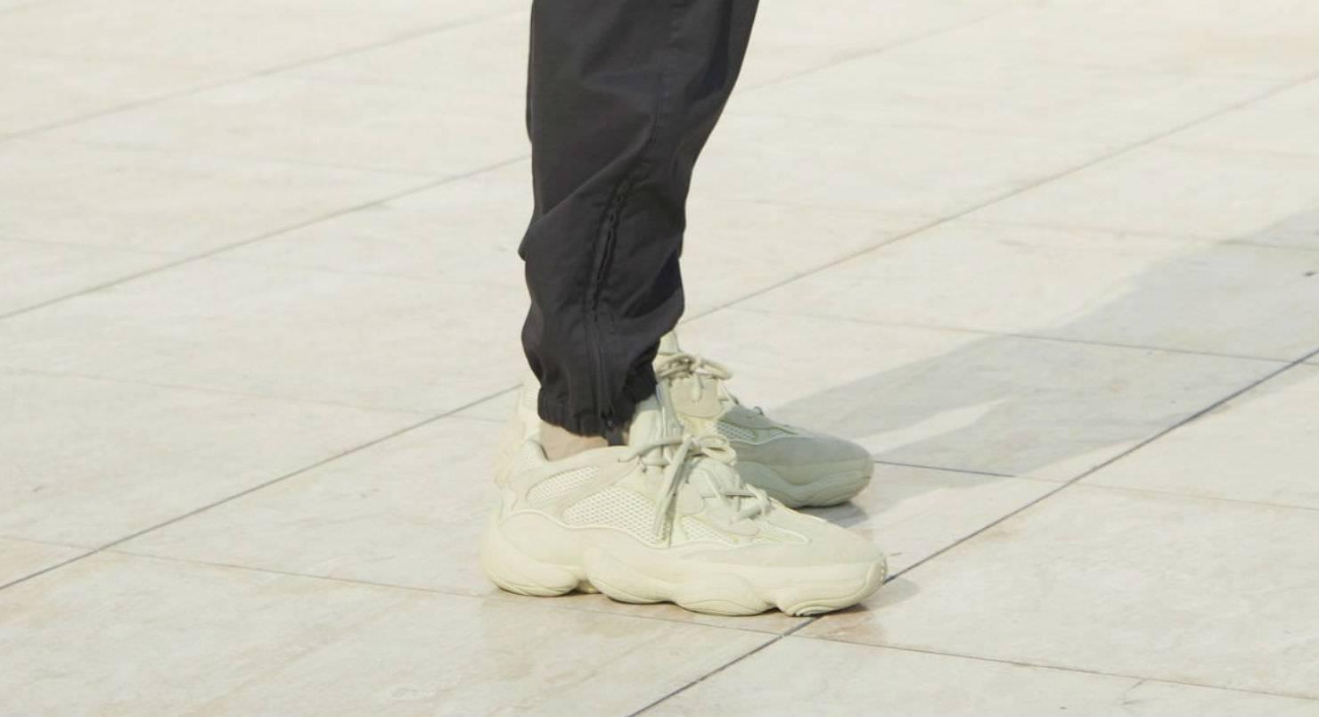 40ad1ca1 Кроссовки adidas Originals YEEZY Desert Rat 500 | Адидас изи 500 ...