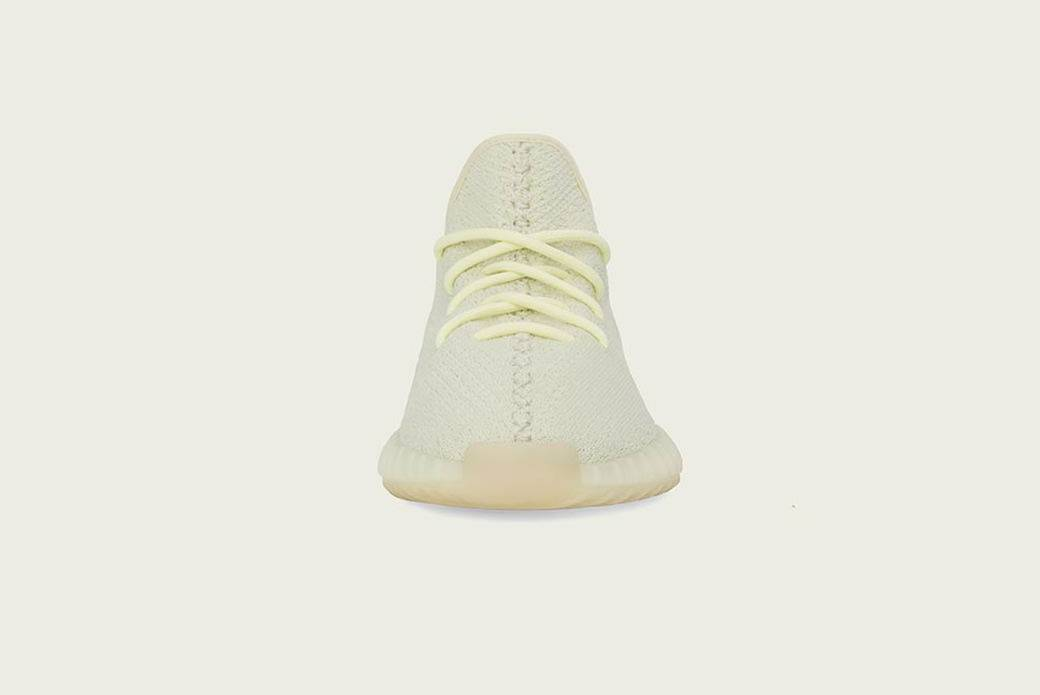Кроссовки adidas Originals YEEZY Boost 350 v2 Butter
