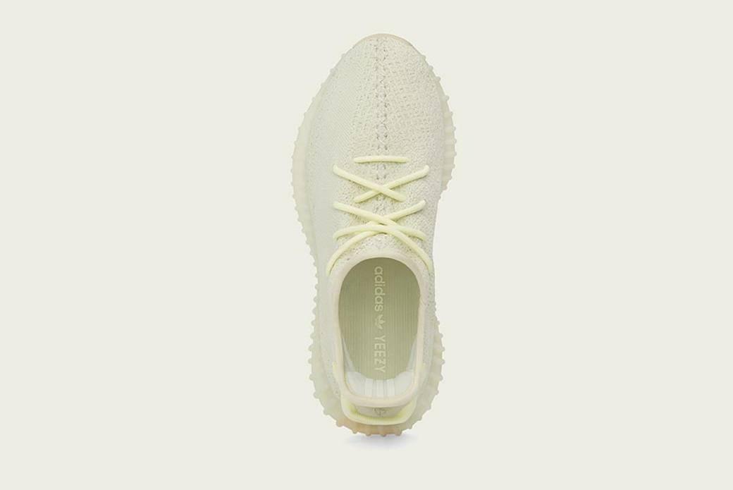 Кроссовки adidas Originals YEEZY Boost 350 v2 Butter