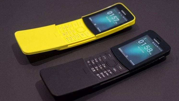 Слайдер Nokia - Stone Forest