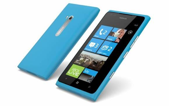 Nokia Lumia - Stone Forest