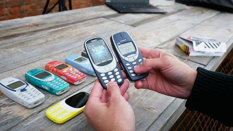 Возрождение Nokia - Stone Forest
