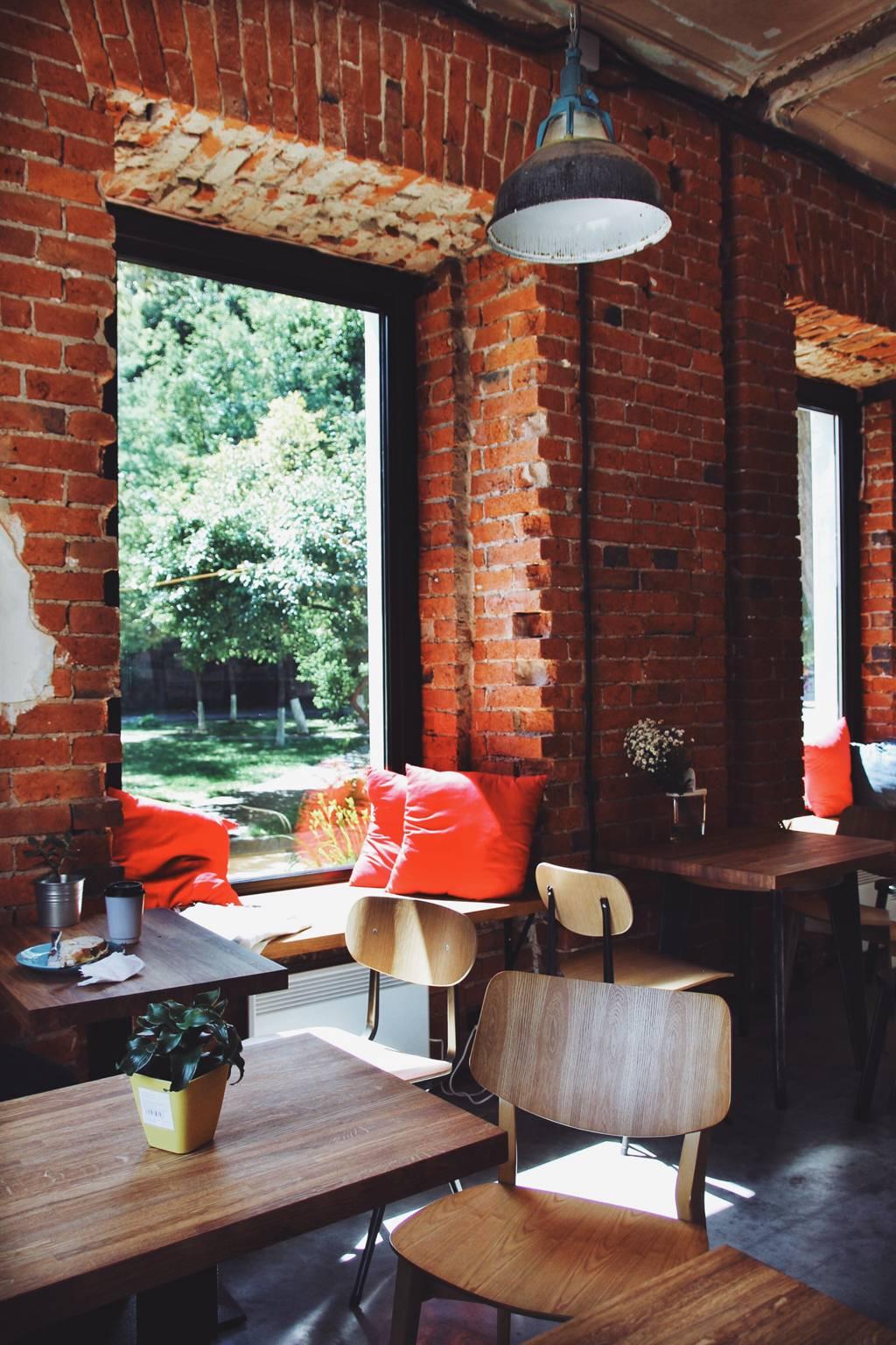 кофейня Point 242 на проспекте мира