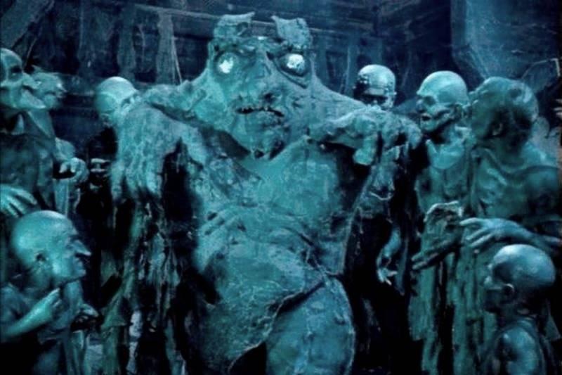 Советские фильмы ужасов - Stone Forest