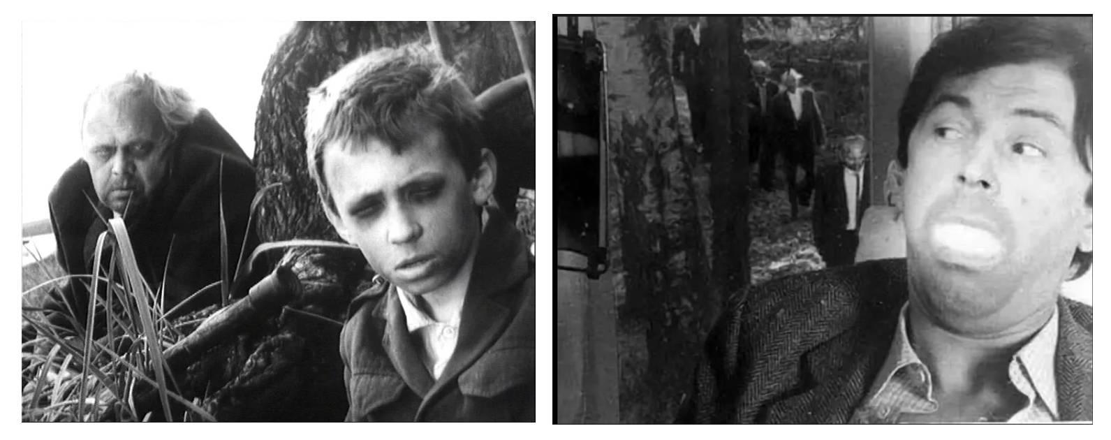 Российские фильмы ужасов - Stone Forest