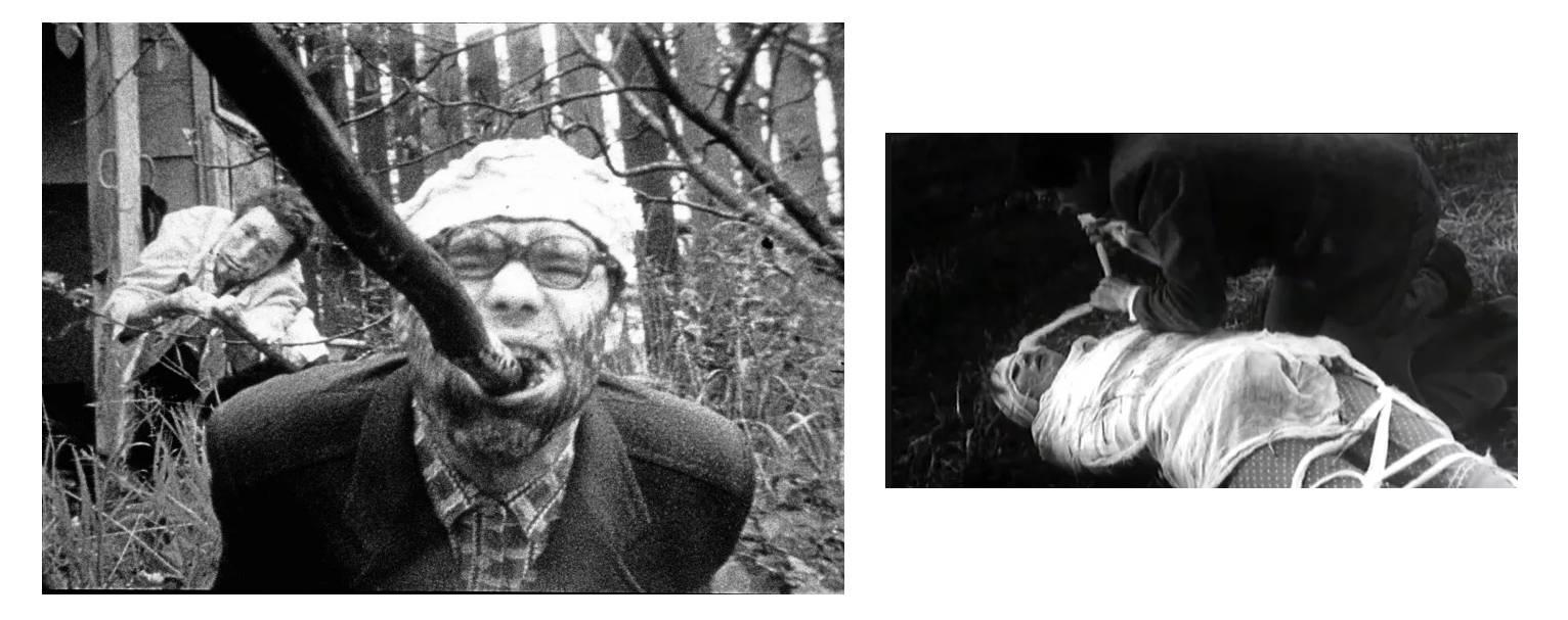 Фильмы ужасов в России - Stone Forest