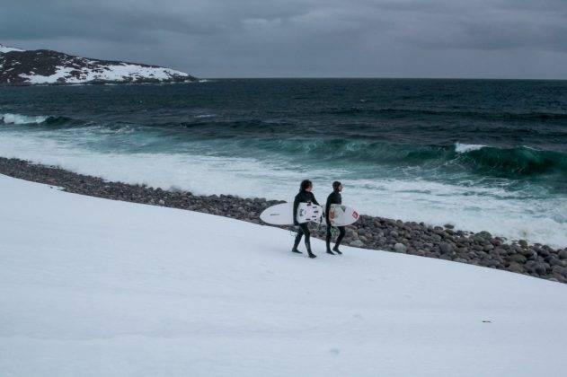 Арктический серфинг - Stone Forest
