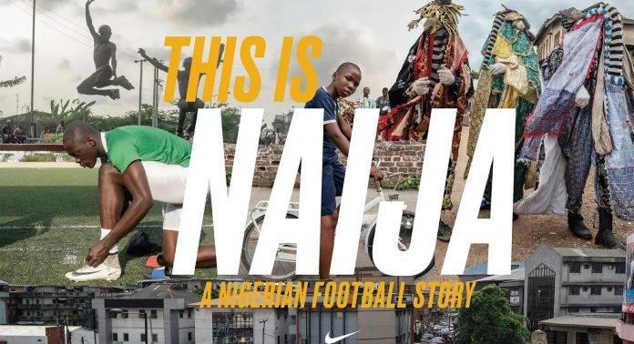 Фильм Это Нигерия История Нигерийского футбола - Stone Forest
