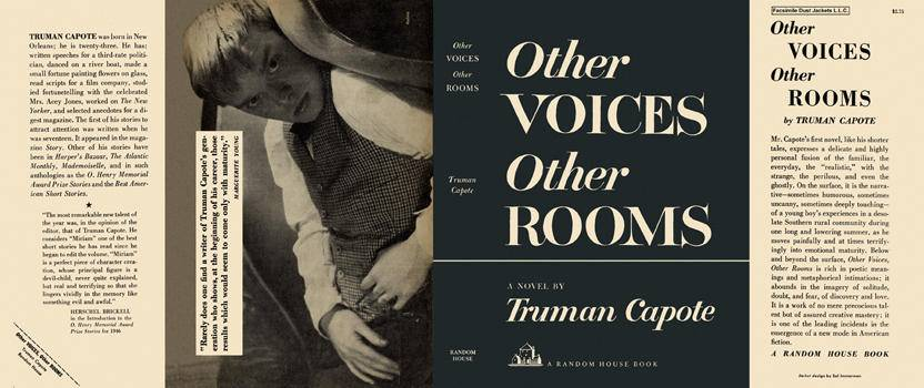 Other Voice Other Room Трумен Капоте - Stone Forest