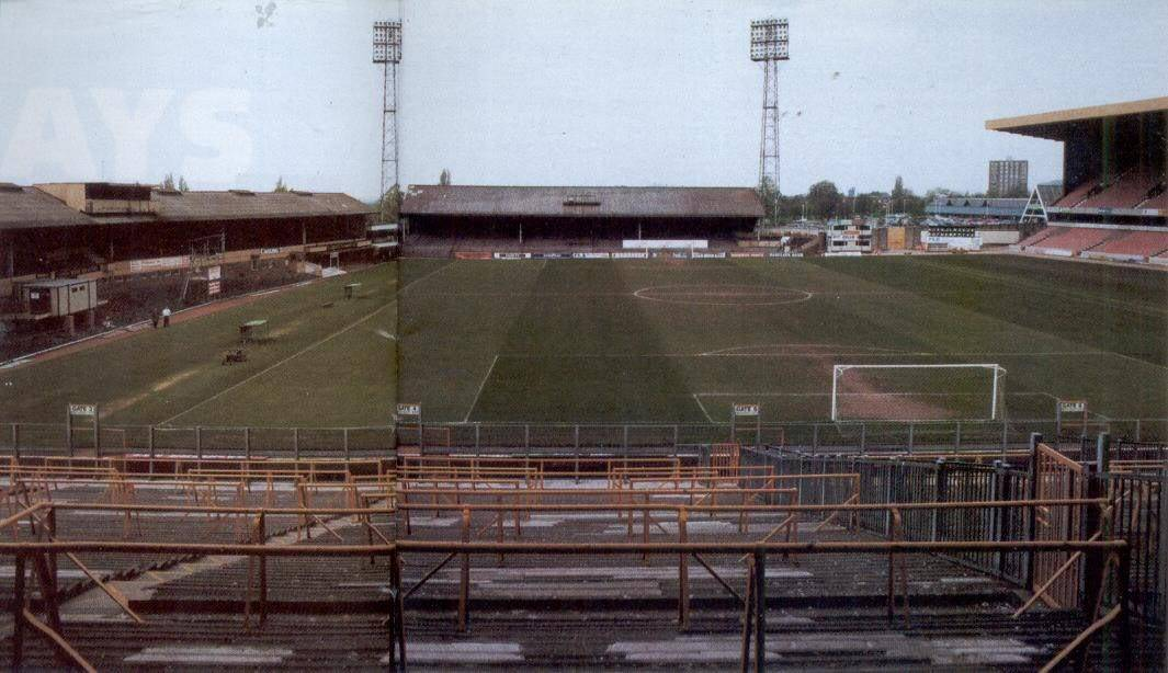 Стадион Вулверхэмптон Уондерерс - Stone Forest