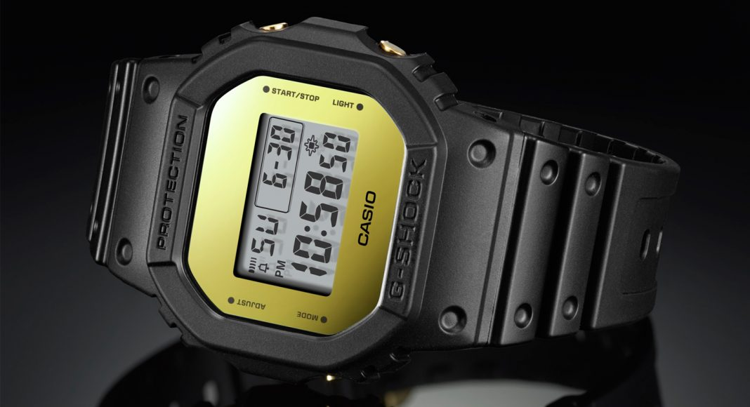 Casio G-SHOCK 2018 - Stone Forest
