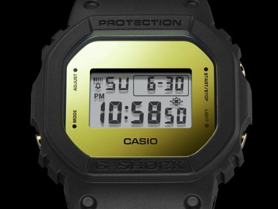 Casio DW-5600BBMA-1, DW-5600BBMB-1, DW-5600MW-7-JF - Stone Forest