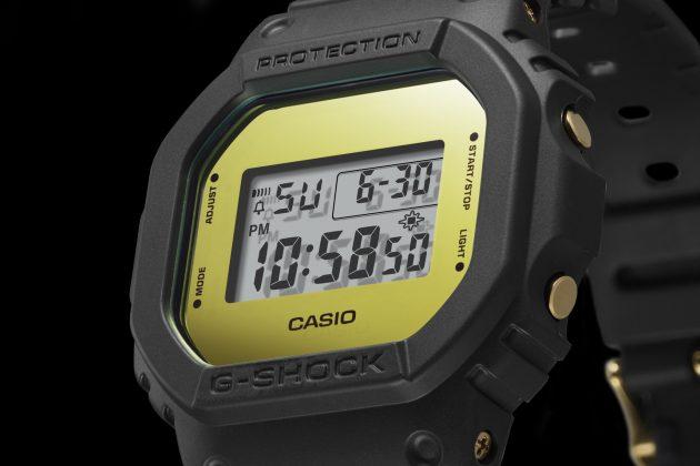 Casio G-Shock DW-5600BBMA-1, DW-5600BBMB-1, DW-5600MW-7-JF - Stone Forest