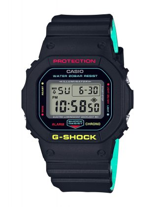G-Shock Breezy Rasta Color - Stone Forest